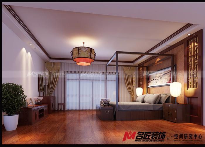 森海豪庭别墅-中式