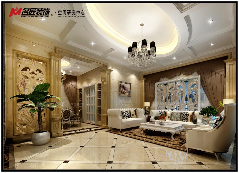 碧桂园欧式别墅设计