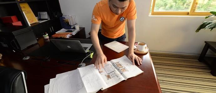 华浔总设计师杨曜菘:一个好的设计师应该是清高的