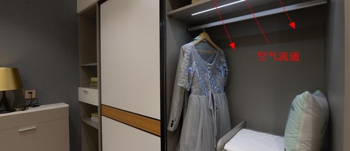 联邦高登开业秒杀价2.8米高大衣柜一口价仅3780元